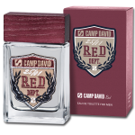 CAMP DAVID Red – A Preppy State of Mind