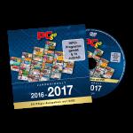 PCgo XXL-DVD: Jahresarchiv 2016/2017