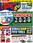 PCgo DVD Ausgabe: 10/2019