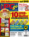 PCgo DVD Ausgabe: 08/2016