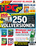 PCgo DVD Ausgabe: 11/2017
