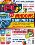 PCgo DVD Ausgabe: 1/2018