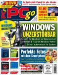 PCgo DVD Ausgabe: 7/2018