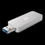 256 GB SSD-Stick  von Trekstor silber