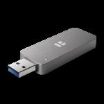 1 TB SSD-Stick  von Trekstor in grau