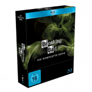 Breaking Bad - Die komplette Serie (Blu-ray)