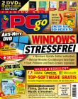 PCgo Premium Gold mit 2 DVD's inkl. online Zugriff (Heft-Themen-DVD, Spielfilm Film-DVD und Spezial-Themen DVD) in jeder Ausgabe und eine Prämie Ihrer Wahl