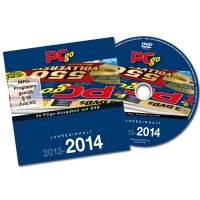PCgo Jahres-DVD 2013-2014
