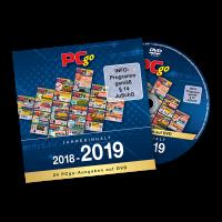 PCgo XXL-DVD: Jahresarchiv 2018/2019
