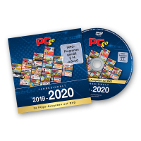 PCgo XXL-DVD: Jahresarchiv 2019/2020