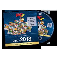 PCgo XXL-DVD: Jahresarchiv 2017/2018