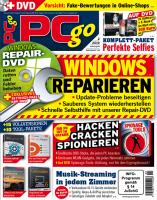 PCgo DVD Ausgabe: 2/2019