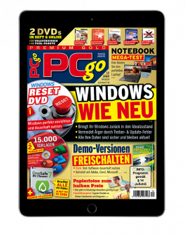 PCgo Digital-Abo Mini-Abo