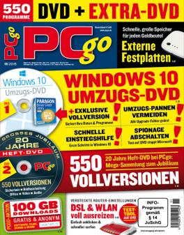 PCgo Classic DVD Mini-Abo