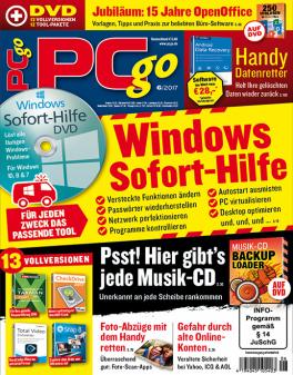 PCgo Classic DVD Jahres-Abo