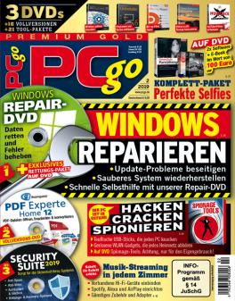 PCgo Premium Gold Mini-Abo zum Sparpreis