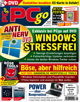 PCgo DVD Jahres-Abo