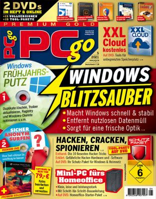 PCgo Premium Gold XXL