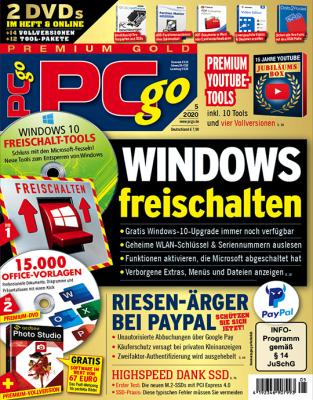 PCgo Premium Gold