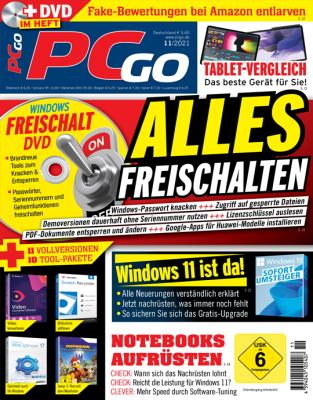 PCgo DVD XXL