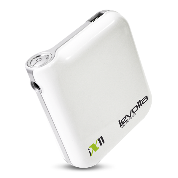 Levolta iX11 Mobile Power Pack Stromversorger (11000mAh) weiß
